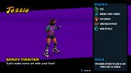 Jessie (Cobra Kai Video Game)