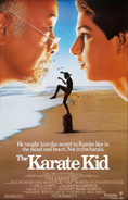 The Karate Kid - Portada