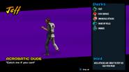 Jeff (Cobra Kai Video Game)