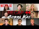Get Ready for Cobra Kai Season 3! Official Cast Recap of Season 1 & 2 - Netflix