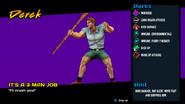 Derek (Cobra Kai Video Game)