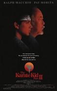 The Karate Kid 2 - Portada