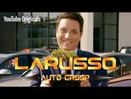 LaRusso Auto Group- We Kick the Competition - Cobra Kai