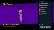 Stiven (Cobra Kai Video Game)