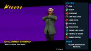 Kreese (Cobra Kai Video Game)