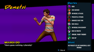 Demetri (Cobra Kai Video Game)