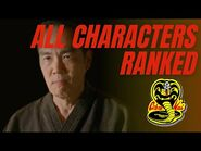 Strongest Characters in Cobra Kai