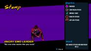Stump (Cobra Kai Video Game)