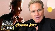 Martin Kove Exclusive COBRA KAI Interview at Comic Con 2019!