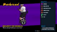 Barbread (Cobra Kai Video Game)