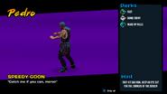 Pedro (Cobra Kai Video Game)