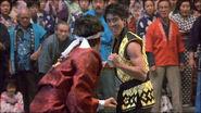 Karate Kid II Daniel v Chozen