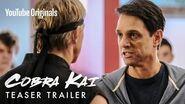 First Look Cobra Kai Season 2 Official Teaser