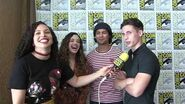 Kids of Cobra Kai Talk About Rebuilding Their Characters for Season 3 SDCC 2019