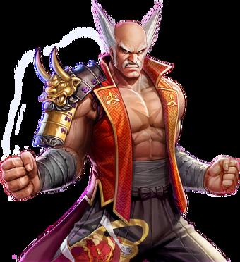 heihachi mishima tekken 7 the king of fighters all star wiki fandom heihachi mishima tekken 7 the king