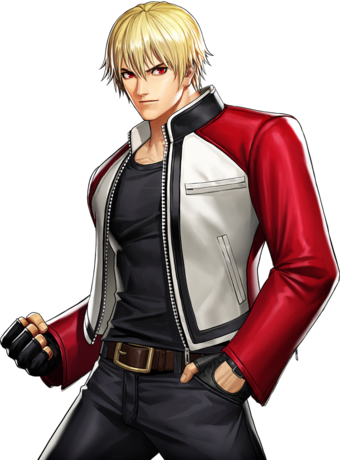 Rock Howard Kofxiv The King Of Fighters All Star Wiki Fandom His official nickname is the wolf's pedigree (狼の血統, ōkami no kettō). the king of fighters all star wiki