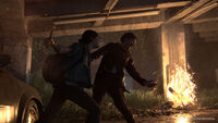Trailer Screenshot 6 - The Last of Us Part 2