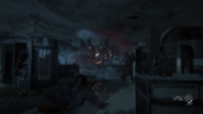 Flèche explosive