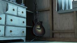 Ellies guitar