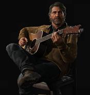 Joel guitar model