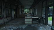 Eastbrook Elementary hallway