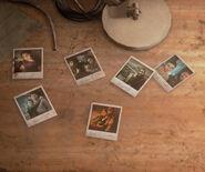 Leah's polaroids