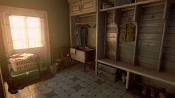 Joels house laundry
