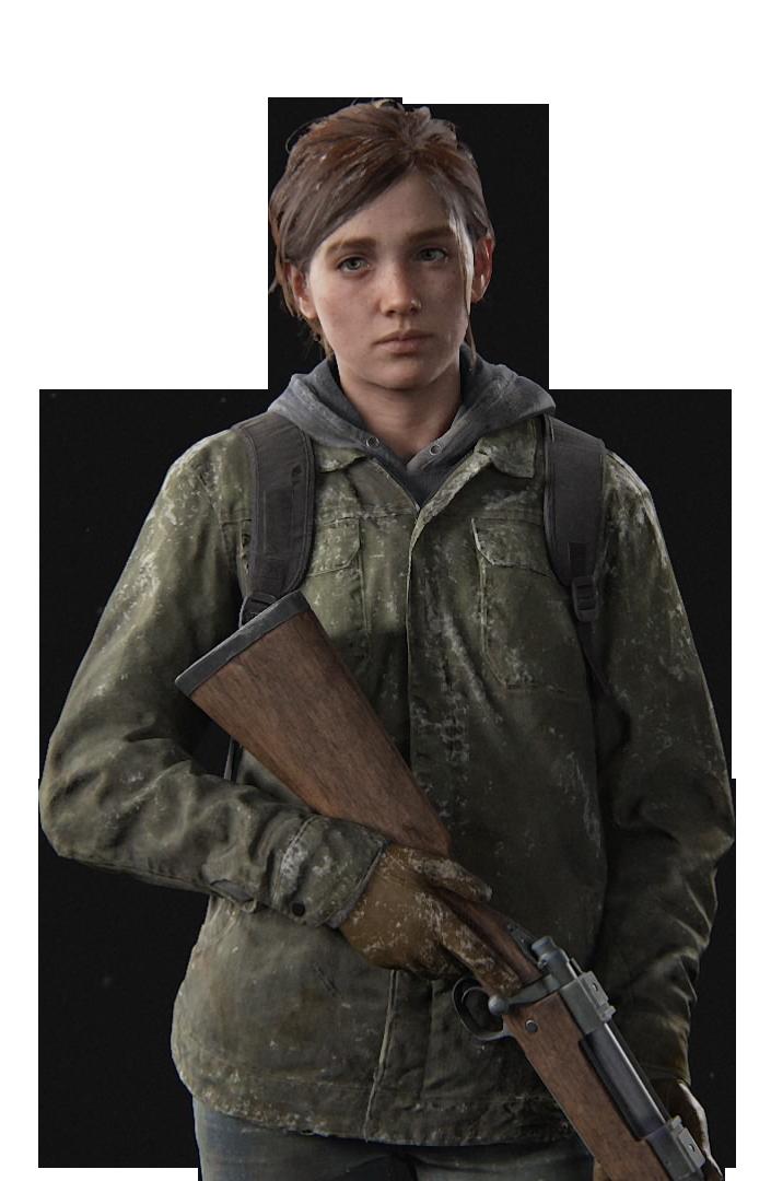 Personajes Principales de The Last of Us Parte II
