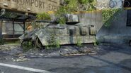 Decayed Tank