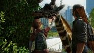 Ellie et la girafe