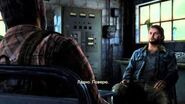 24) А я причём? Кат-сцены Одни из нас обновленная версия PS4 (18 )