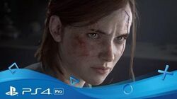 The Last Of Us Part II PSX 2016 Reveal PS4 Pro