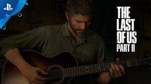 The Last of Us Part II Story Trailer PS4, deutsch