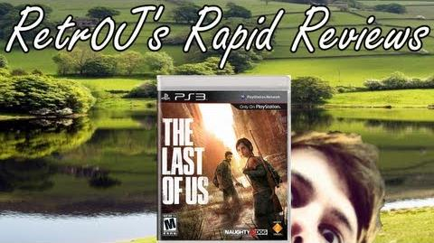 The Last of Us - Retr0J's Rapid Reviews - August Challenge 5-0
