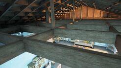 Ellies house - loft space