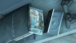 Ellies house - Naughty Dog PS3 games