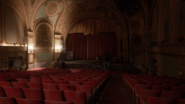 Pinnacle Theater stage