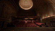 Pinnacle Theater on stage