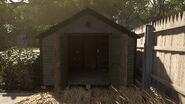 Santa Barbara Constance Ave 2425 shed