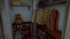 Joels house Joels jacket