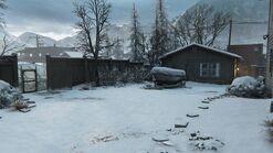 Ellies house - outside