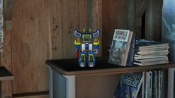 Ellies house - Sam's robot