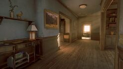 Joels house hallway