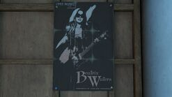 Ellies house - Beatrix Waters poster