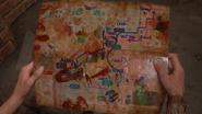 Map of Seattle after aquarium