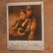 Leah and Jordan polaroid