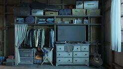 Ellies house - storage unit