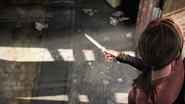 Ellie et le Couteau à cran d'arrêt teaser de TLOU