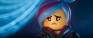Lucy sad face before sweet mayhem falling