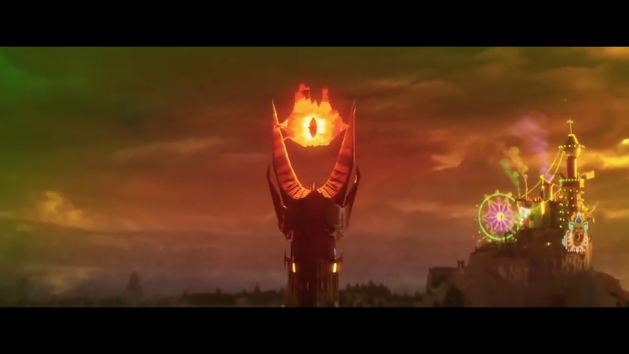 Sauron The Lego Movie Wiki Fandom